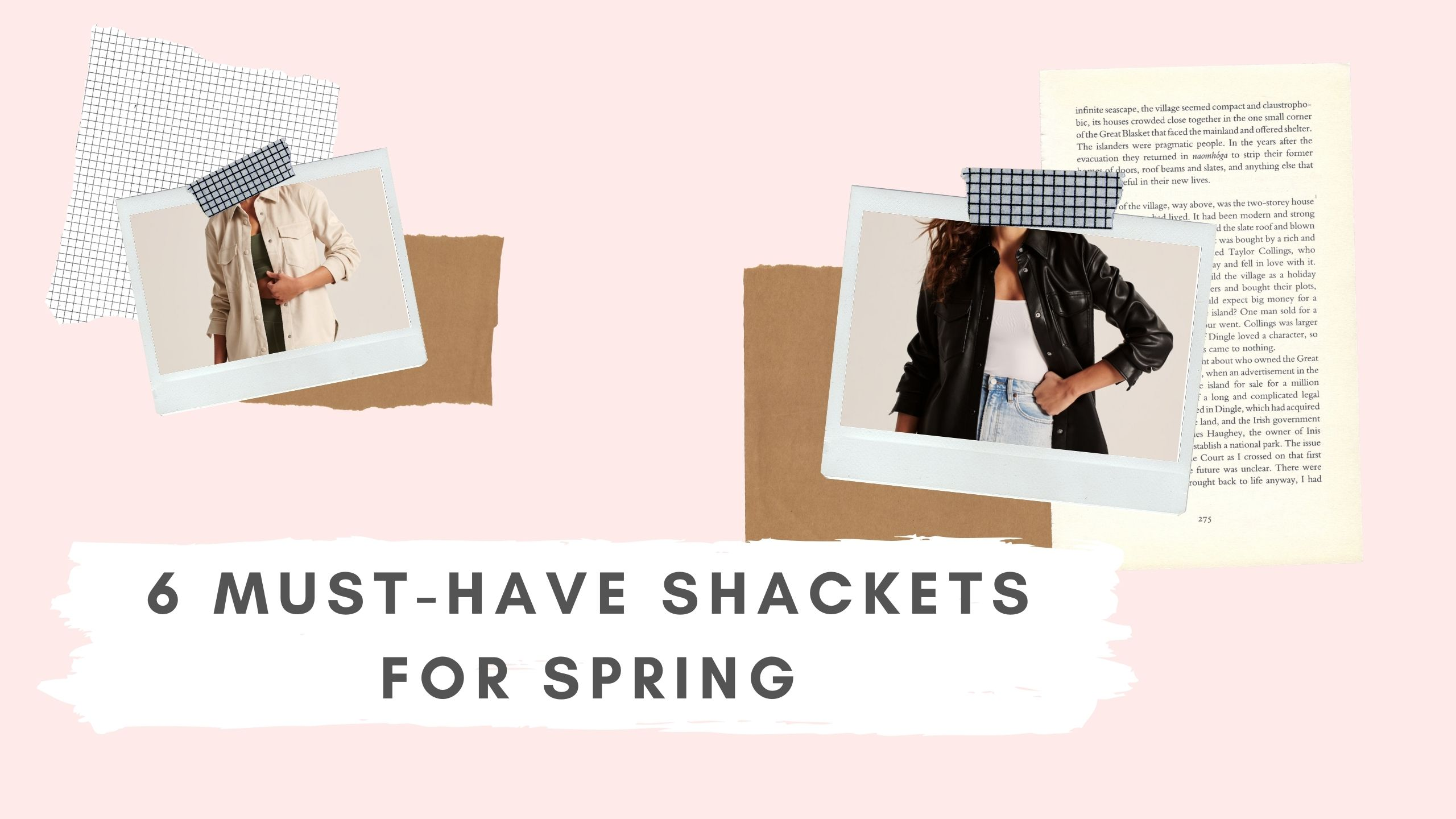 6 Must-Have Shackets for Spring 6 - K for Katrina